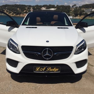 mercedes gle coup avec chauffeur. Black Bedroom Furniture Sets. Home Design Ideas