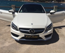 Mercedes classe C COUPE 250 cdi pack AMG